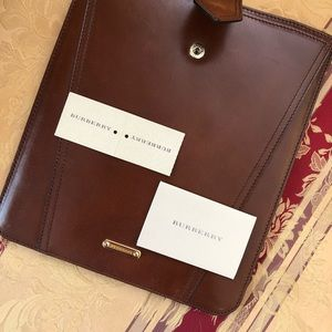 Burberry tablet case